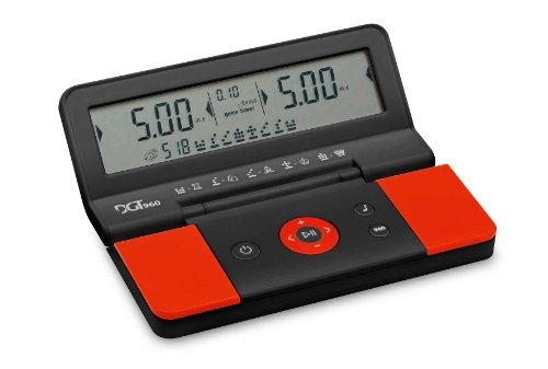 DGT 960 Chronomètre d`Échecs digital portatif