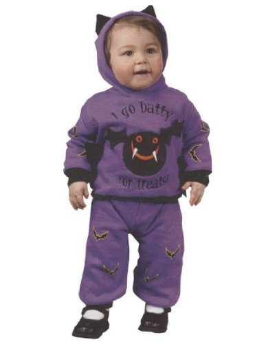 Hooded Bat Infant & Toddler Costume