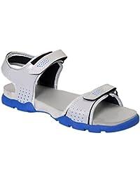 ROD TAKES Ultra Grey Men's Daily Wear Sandal & Floater (8)
