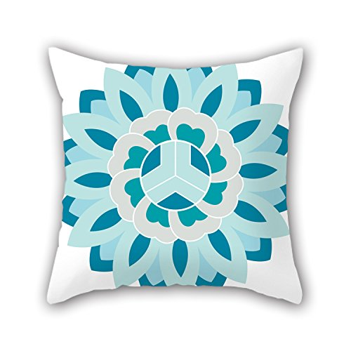 PILLO Throw Pillow Case 20 X 20 Inches / 50 By 50 Cm(each Side) Nice Choice For Coffee House,club,saloon,chair,sofa,kids Room Bohemian (Rim Seat Sex compare prices)