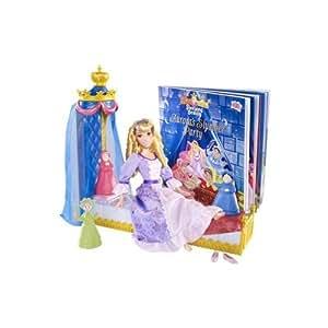 Amazon.com: Disney Princess Aurora's Slumber Party: Toys