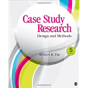 Case Study Research: Design and Methods (Applied Social Research Methods): Robert K. Yin: 9781452242569 images