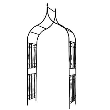 1.Go Gothic Steel Garden Arch, 88