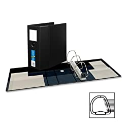 Wholesale CASE of 5 - Avery Heavy-Duty EZD Reference Binders-3-Ring EZD Binder W/Label Holder, 5\