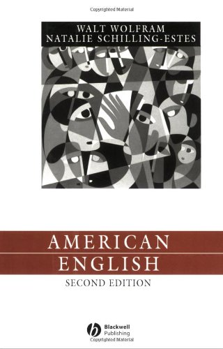 American English: Dialects and Variation, 2nd Edition...