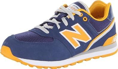 New Balance Kids Carnival 574 Classics Running Shoe by New Balance