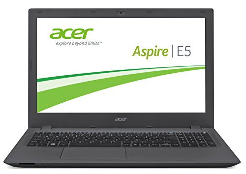 Acer Aspire E17 (E5-772G-507L) 43,94 cm (17,3 Zoll Full HD) Notebook (Intel Core i5-5200U, 8GB RAM, 1TB HDD, NVIDIA GeForce GT940M, DVD, Win 10 Home) schwarz