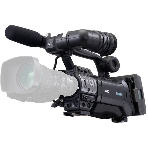 Jvc Gy-Hm750 Prohd Compact Shoulder Camcorder (Lens Not Included)