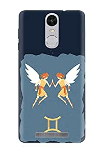 Xiaomi Redmi Note 3 Cover, Designer Printed Back Case & Back Cover For Redmi Note 3 by CareFone