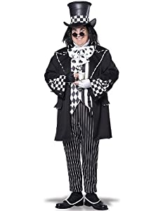 Dark Mad Hatter Plus Size Costume