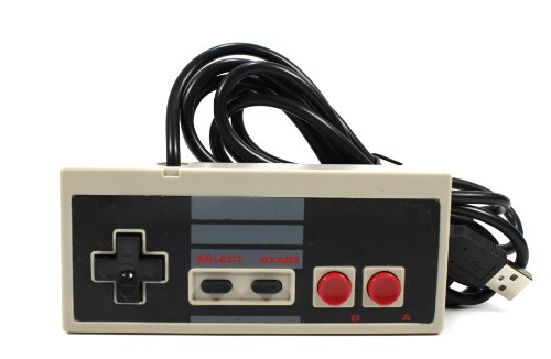 Classic USB NES Controller for PC