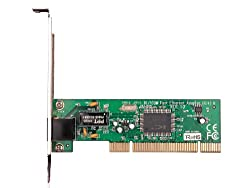 10/100M PCI Network Interface Card, LC Plus LP100A Chipset (TF-3200)