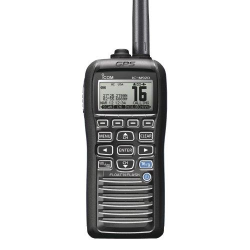 Icom M92D Vhf Handheld W/Dsc & Gps