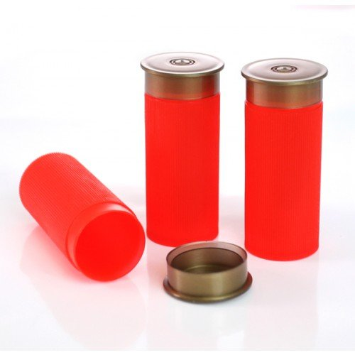 25 pk EZ-Shot Shellz Shot Gun Shooter Cups with Caps - 2oz Disposable Red (Shell Shots Llc compare prices)