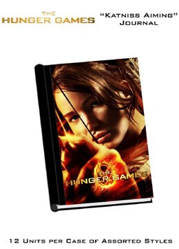 Hunger Games Movie Journal Katniss Aiming Journal