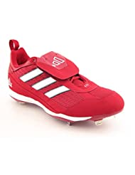 Adidas D.King Pro 02 Cleats Baseball Baseball Cleats Shoes Red Mens