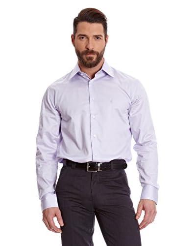 Macson Camicia Uomo [Lilla]