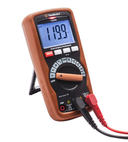 Southwire Electrical Tester : Southwire n autoranging multimeter general