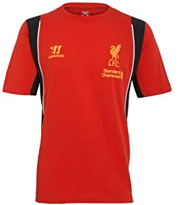 Liverpool T-shirt 201213 from Warrior