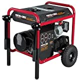 Porter-Cable BSI550-W 5,500 Watt Generator with 10 HP Engine (Discontinued by Manufacturer)