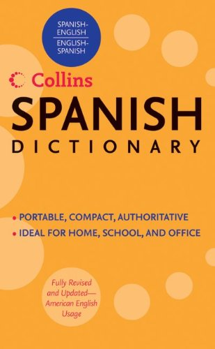 Collins Spanish Dictionary (Collins Language)