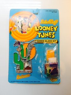 Looney Tunes Stained Glass Kit - 1