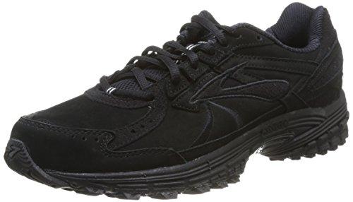 Brooks - Scarpe sportive - Running, Uomo, Nero (Black), 40.5