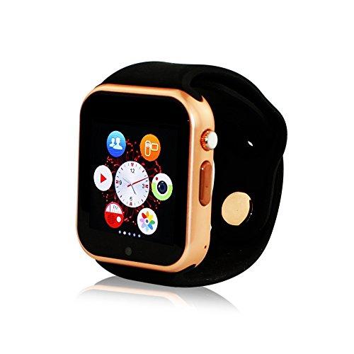 Yuntab-Orologio-Bluetooth-30-SmartWatch-W10-smartphone-Android-Samsung-S2-S3-S4-Nota-2-grado-3-HTC-Nokia-IOS-di-Apple-iphone-4-4S-5-5C-5S-6-Bluetooth-Sync-Messaggi-wechat-Facebook-Twitter-WhatsApp-Sky