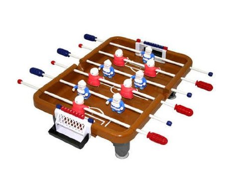granny-foosball-table