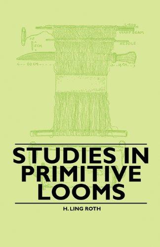 Studies in Primitive Looms