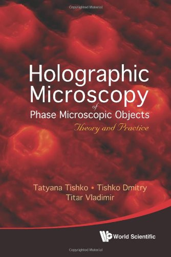 Holographic Microscopy Of Phase Microscopic Objects: Theory And Practice