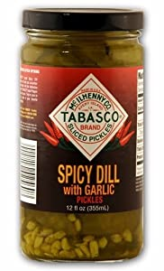 TABASCO Spicy Dill Pickles with Garlic