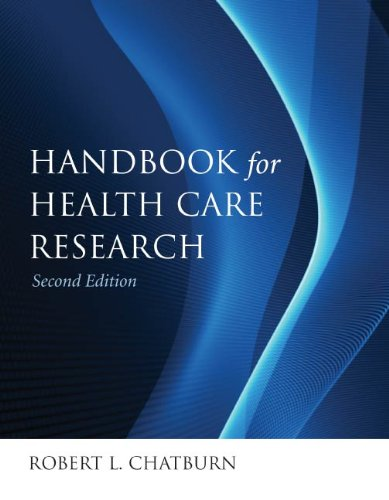 Handbook for Health Care Research
