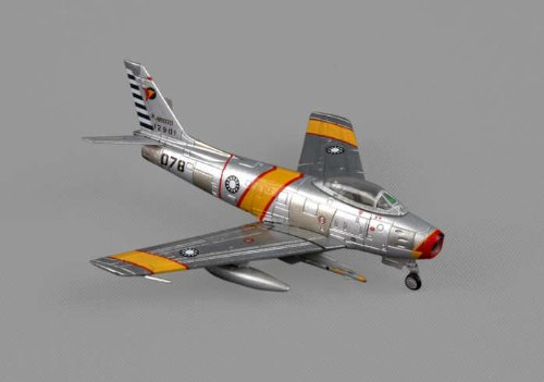 Hogan ROCAF F86F-40 1/200 Scale 2ND Tfw 11TH TFG Hainchu AFB