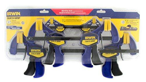 irwin quick grip 6
