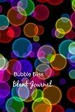2nd & Main Bubble Bliss Blank Journal: Journal, Blank Book, Notebook