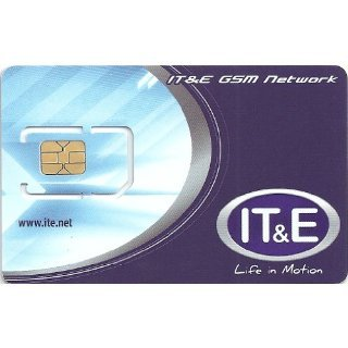 期間限定ITE サイパン・ロタ・テニアン用プリペイドSIMカード $5通話料込み