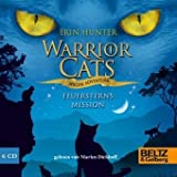 Warrior Cats - Special Adventure. Feuersterns Mission: Gelesen von Marlen Diekhoff, 6 CDs in der Multibox, 8 Std. 10 Min. (Beltz & Gelberg - Hörbuch)