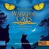 Warrior Cats - Special Adventure. Feuersterns Mission: Gelesen von Marlen Diekhoff, 6 CDs in der Multibox, 8 Std. 10 Min. (Beltz & Gelberg - Hörbuch)