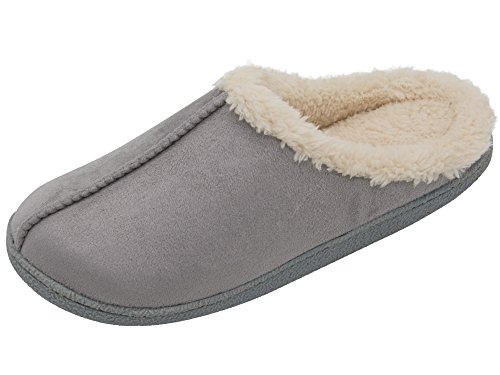 ultraideas-comfort-men-and-women-plush-suede-cotton-slip-on-slippers-washable-flat-closed-toe-clog-i