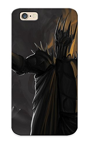 Keepsmiling Case Cover Protector Specially Made For Iphone 6 Lord Of The Rings Sauron Dark Lord Fantasy Movies Books Warrior Armor