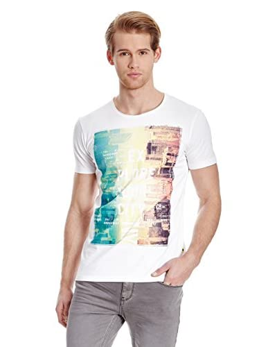Broadway NYC Camiseta Dale Blanco