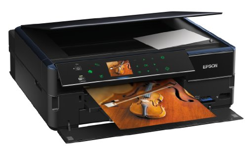 Epson Stylus Px730Wd All-In-One Printer with High Speed Wifi and Double Side Printing (Print, Copy, Scan and Screen)