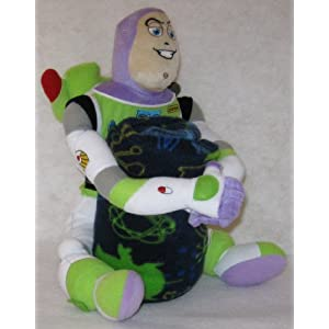 Buzz Lightyear Blanket - smart reviews on cool stuff.