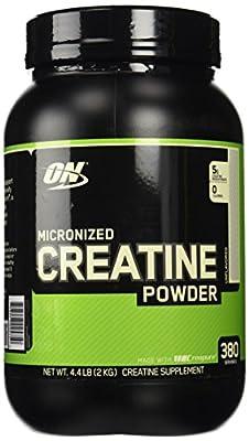 Optimum Nutrition Micronized Creatine Powder Unflavored - 2000 g (4.4 lbs)