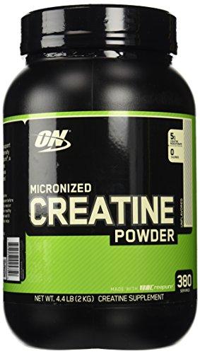 Optimum Nutrition Micronized Creatine Powder 2000g (4.4lbs)