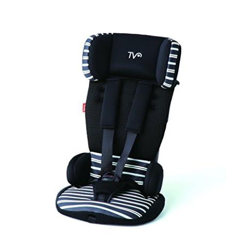 日本育児 トラベルベストECプラス ブラックボーダー