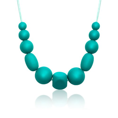 Siliconies Medley Necklace Silicone Bead Necklace
