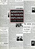 img - for Ashton Munitions Explosion, 1917 book / textbook / text book