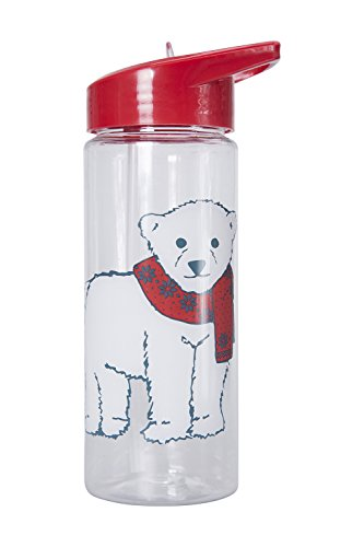 mountain-warehouse-bpa-free-polar-bear-bottle-500ml-red